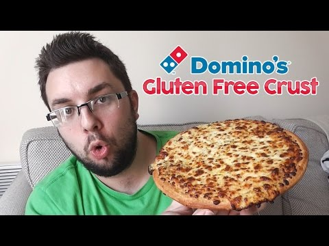 Dominos Gluten Free Crust Review