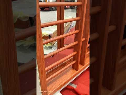 Cửa sổ đẹp hệ chấn song Phú Vinh 0976989531