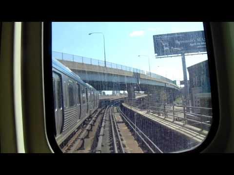 SEPTA: Market-Frankford Line {Elevated /
