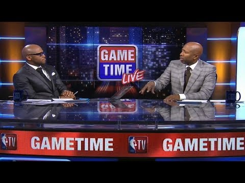 GameTime - Kenny Smith Early All-Star Predictions | December 13, 2018