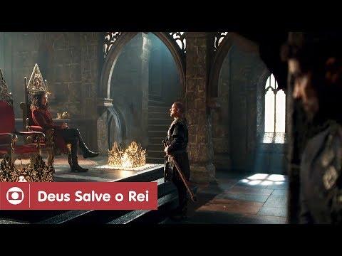 Deus Salve O Rei: capítulo 89 da novela, sábado, 21 de abril, na Globo