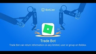 #ROBLOXTradingBot ROBLOX TRADE BOT FREE 100% WORKS