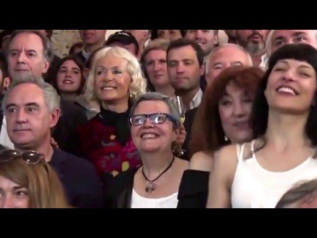 Sant Jordi 2016 | Vídeo de la foto de autores del Hotel Regina