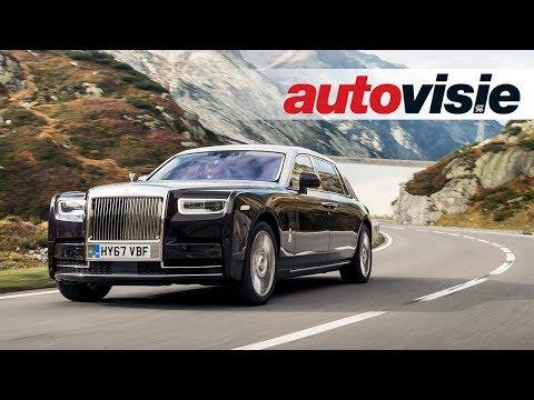 Review: Rolls-Royce Phantom (2017) - door Autovisie TV