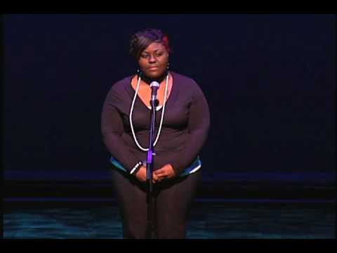 Poetry Out Loud: Tia Robinson