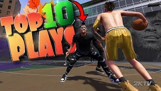 Top 10 Most Disrespectful Dunks, Ankle Breakers & Trick shots - NBA 2K18 Highlights