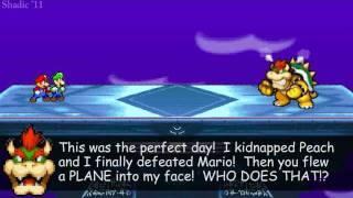 Adventures in Onett #250 - Mario Vs. Bowser Part 2