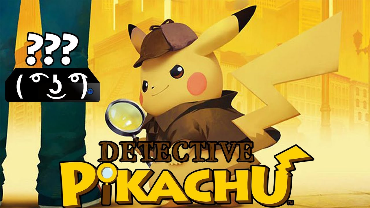 Detektiv Pikachu? Hä?