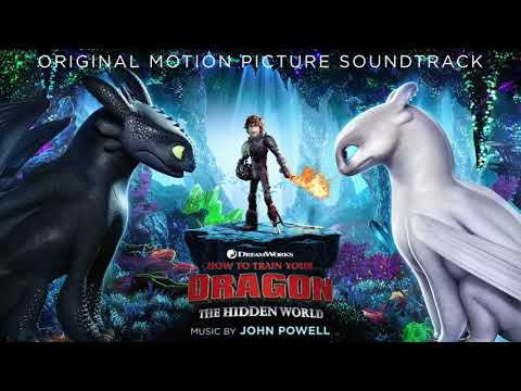 """""""Raiders Return To Busy Busy Berk from How To Train Your Dragon: The Hidden World"""" by John Powell"""