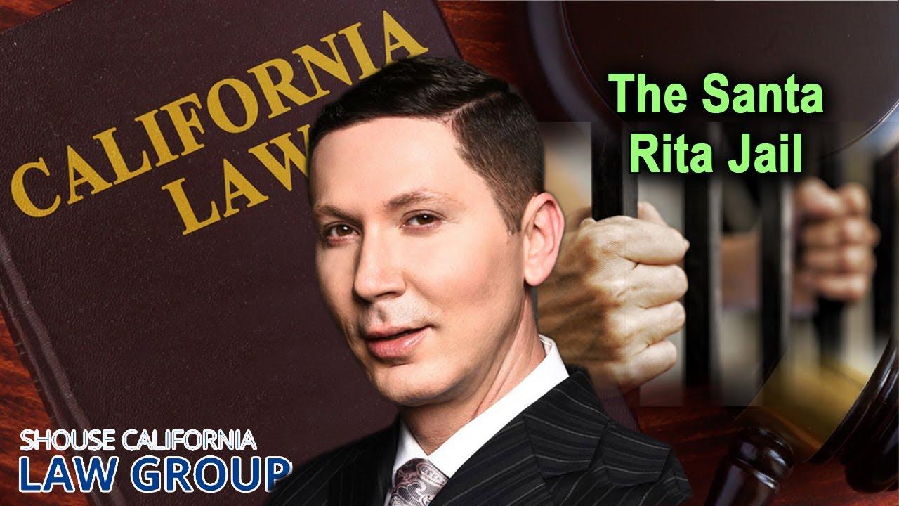 Santa Rita Jail -- Visitation, Sending Money, and General Info