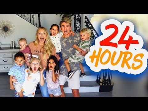 Having 6 Kids For 24 Hours