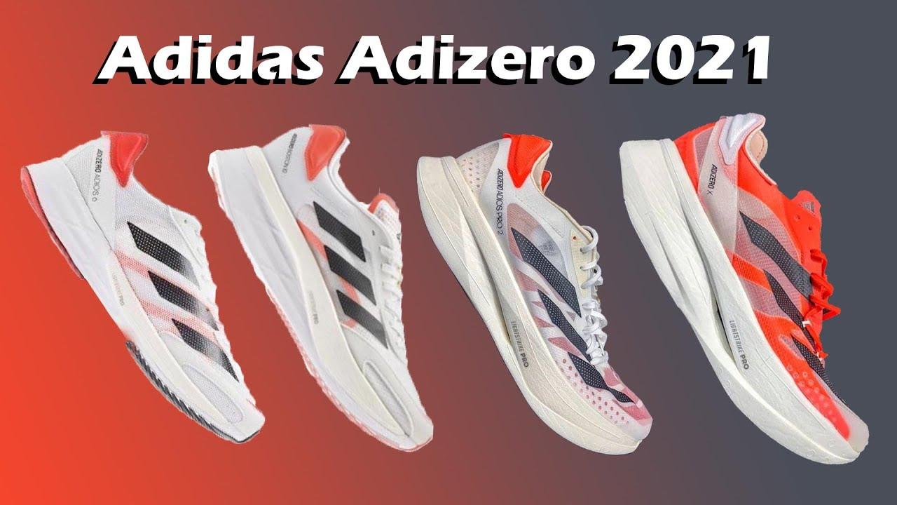 New Adidas Adizero Shoes 2021 || RR: Sneak Leaks