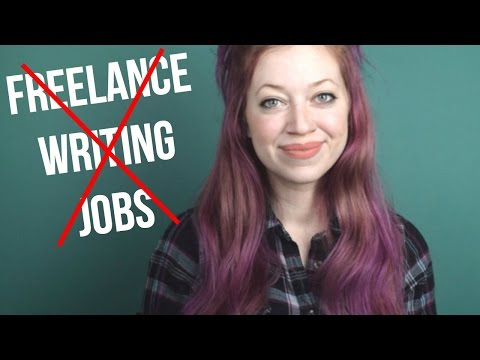 FREELANCE WRITING JOBS? STOP LOOKING FOR THEM.