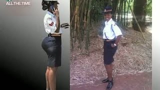 Police Woman Linda Okello To Face Disciplinary Action If Found To Have Been Dressed  Improperly   Yo