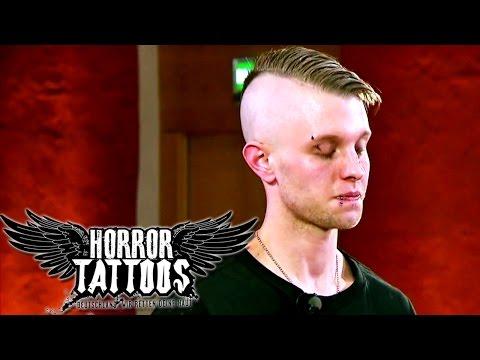 Horror Tattoos | Florians Trauma-Adler | sixx