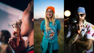 10 Famous Photographers Shoot Strangers in 2-Minute Challenge!