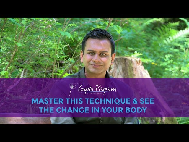 Master This Technique & See The Change In Your Body | CFS FIBROMYALGIA MCS TIPS|