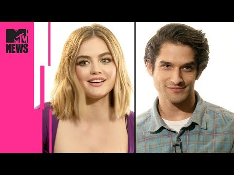 Lucy Hale & Tyler Posey Q&A: Embarrassing Moments, Worst Fears & More! | MTV News