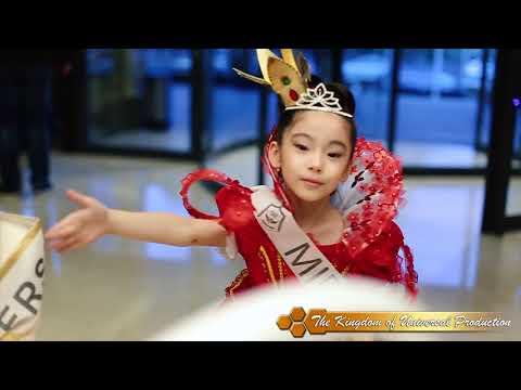 Little Miss Eurasia 2016 Gala-Show