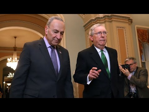 Proposed Senate budget bill has no deal on immigration