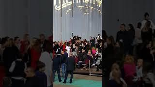 Филипп Киркоров с детьми, посетил ледовое шоу Плющенко,