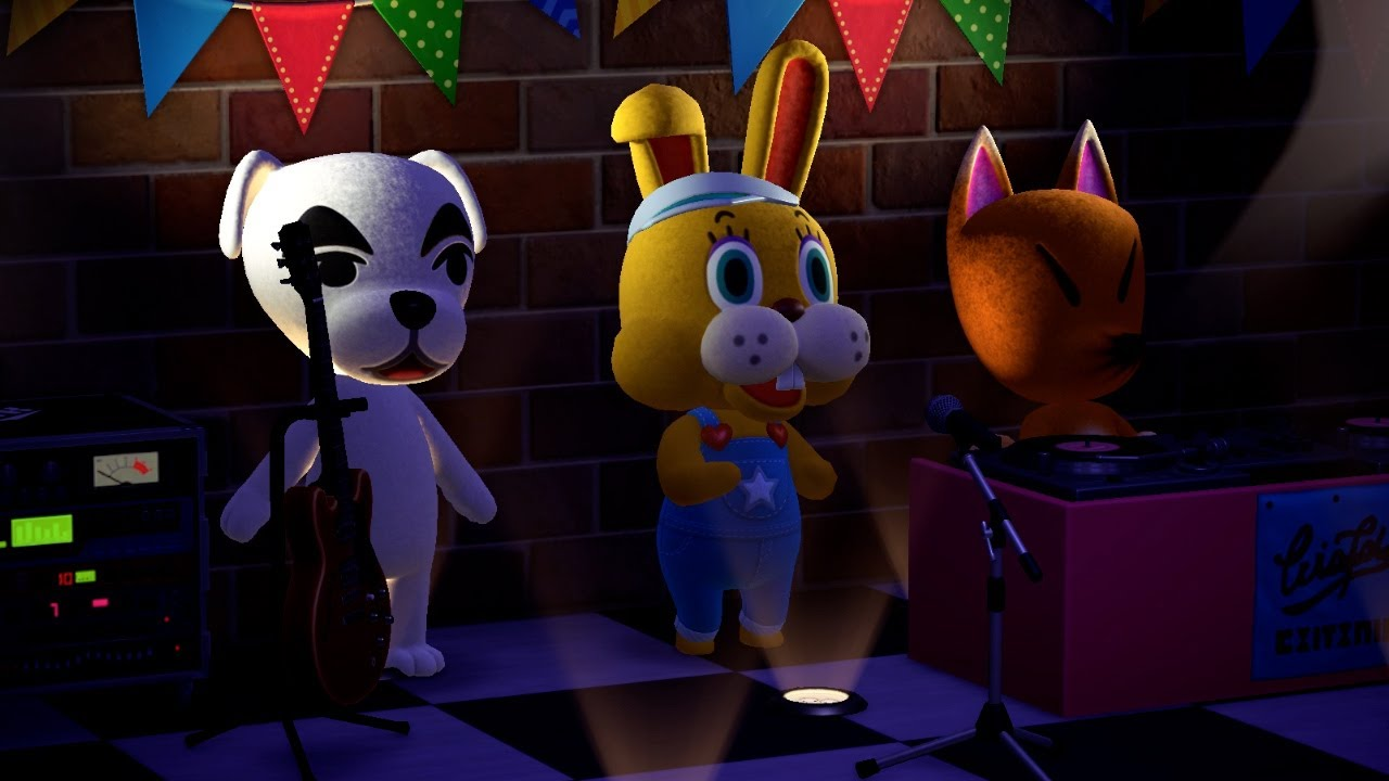 Five Nights at Zipper's - Made with Animal Crossing