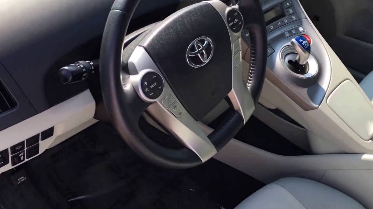 2017 Toyota Prius Advanced Technology Package