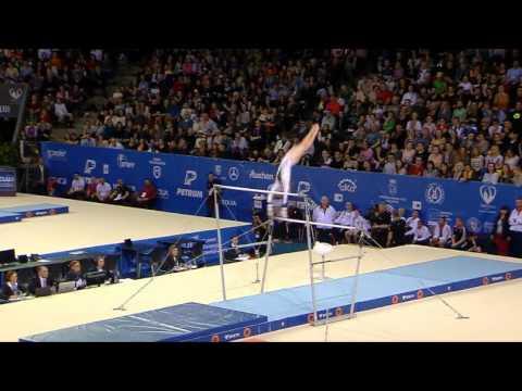 Final UB - Nina Derwael  - European Gymnastics Championships - 14.633