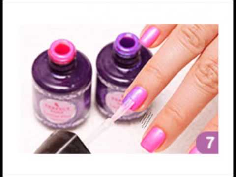 PERFECT NAILS STEP BY STEP 1
