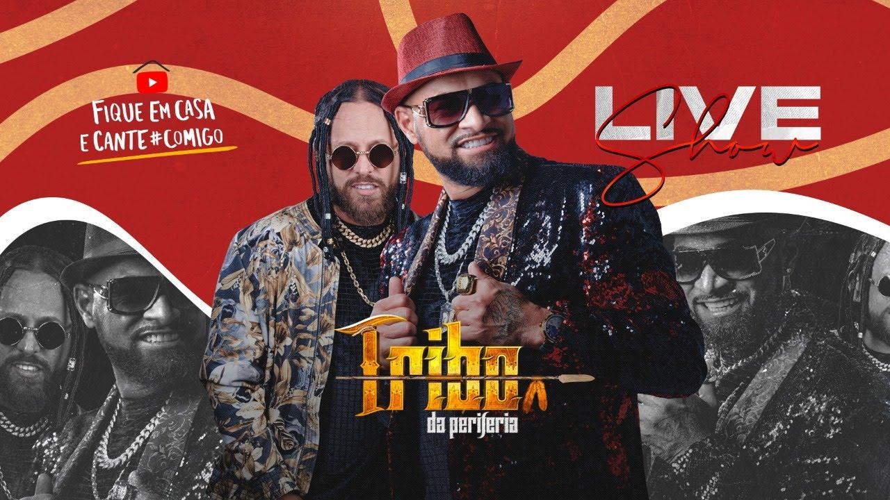 Tribo da Periferia - Live Show | #FiqueEmCasa e Cante #Comigo