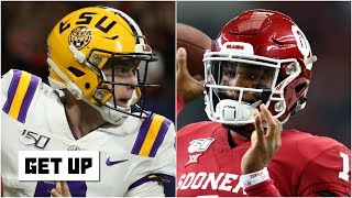 Lsu And Oklahoma's Keys To Victory In The Peach Bowl | Get Up