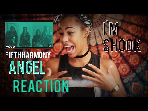 Reacting to Angel Fifth Harmony Music Video