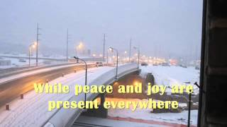 A Christmas Prayer With Lyrics Video Design By; Lyn Alejandrino Hopkins