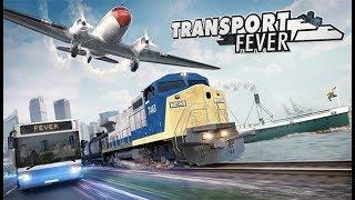 Transport Fever - Episode 31 - Northwest Regional Service