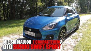 Suzuki Swift Sport - MAXXX Jazda #13 TEST / Recenzja