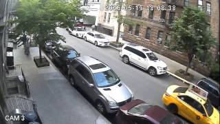 05/19/16 18:05 GMC PARKING 305 East 80th Street NYC