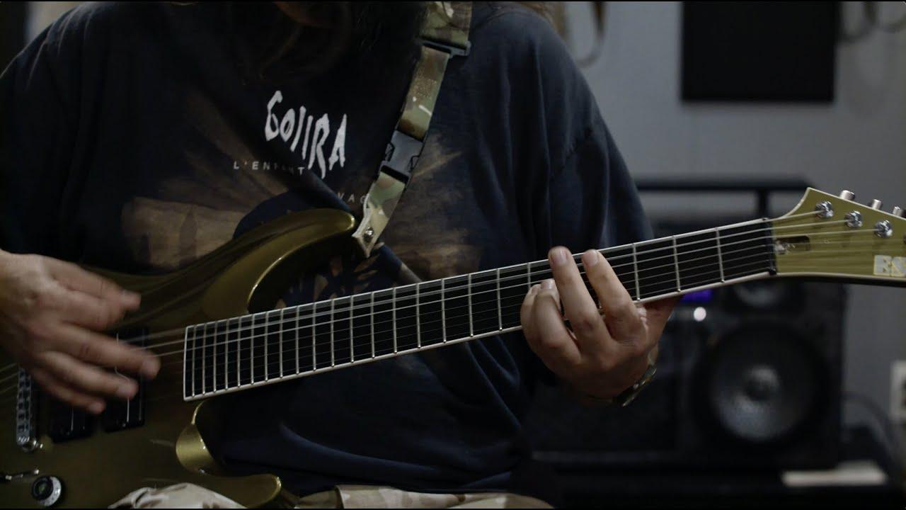 Deftones – Lotion (Stephen Carpenter Play-Through)