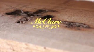 Wood Food Safe Cutting-Boards McClure Block