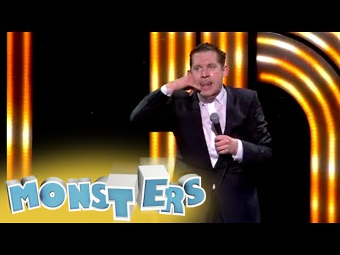 Mobile Phones - Lee Evans: Monsters