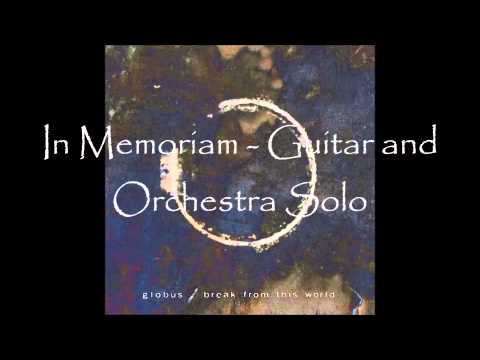 Globus - In Memoriam - Guitar and Orchestra Solo [HD]
