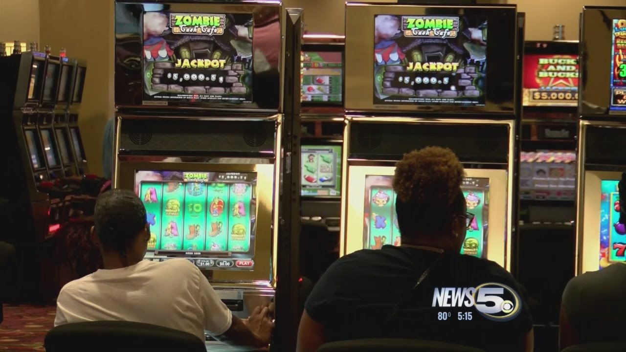 Slot machines at victoryland four queens casino & hotel reviews