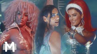 Dua Lipa, Bebe Rexha, Doja Cat - Baby I'm Levitating (Mashup Video)