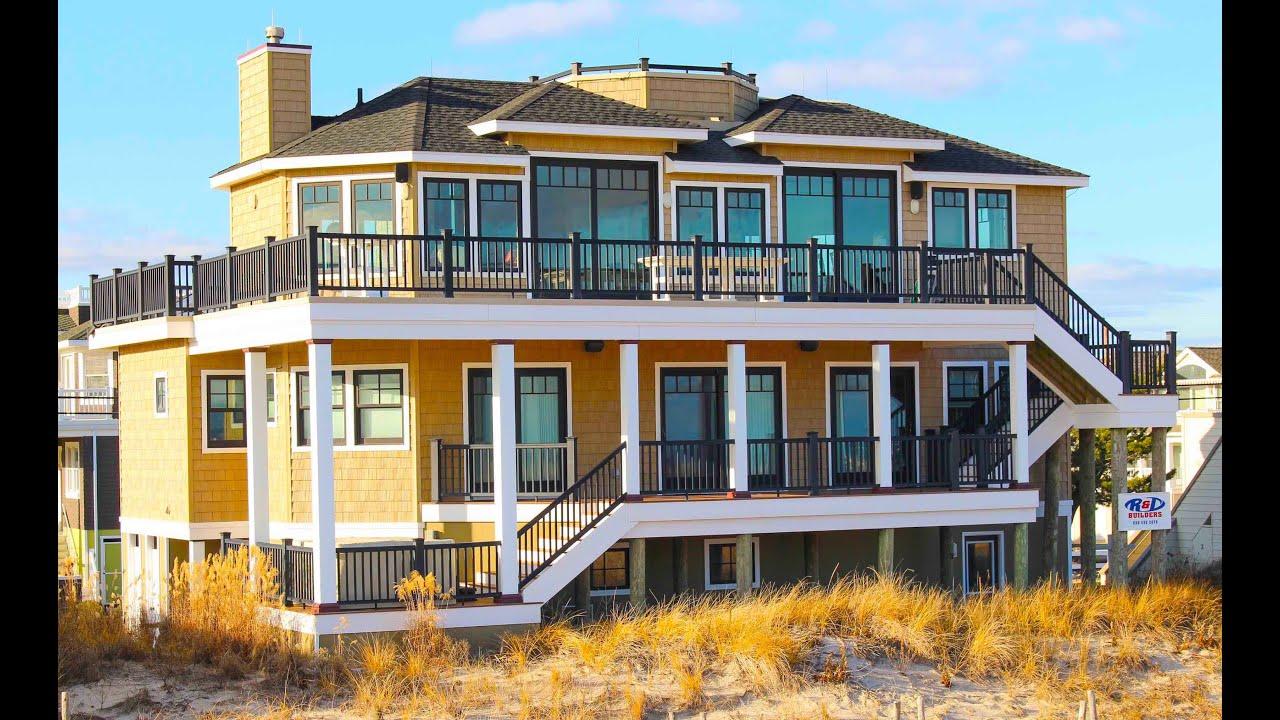 Beach House Long Island R D Builders