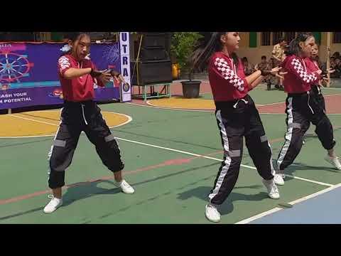 Performance Dance Of  SMP Dharma Putra 2019