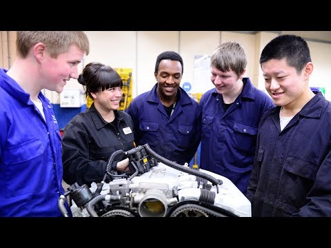 Motor Vehicle / Cycle Engineering at Hugh Baird College