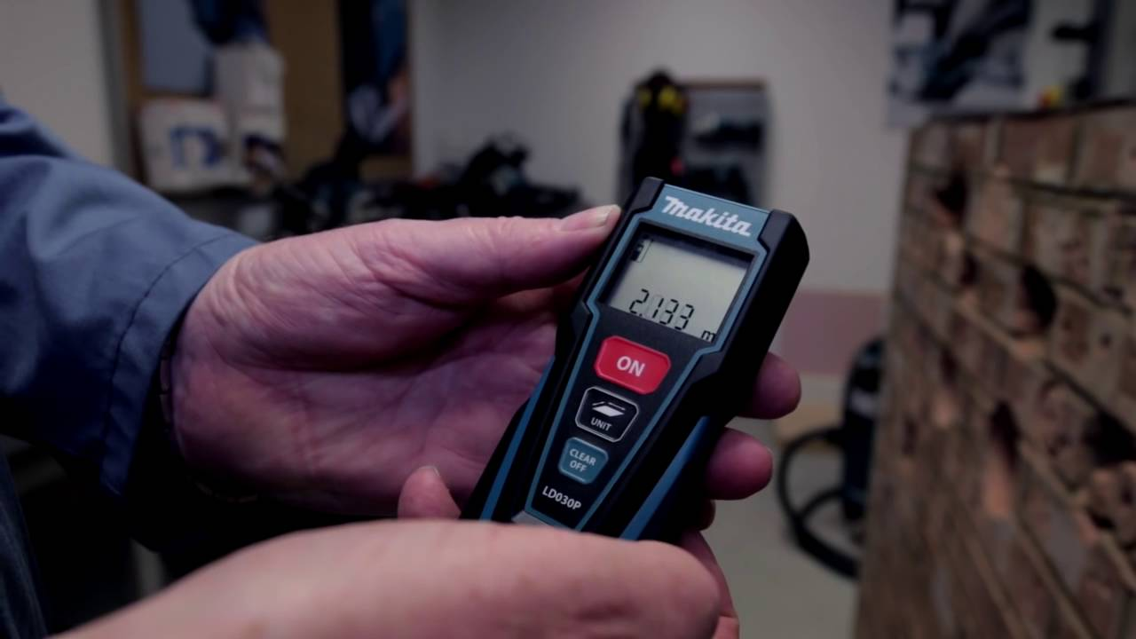 Ld p laser distance measure youtube