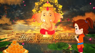 Ganesh Chaturthi | Cute Ganesha Story | Short Animation Video | Ganesh Chaturthi Wishes | ZooZoo TV