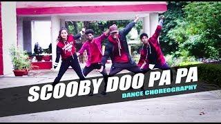 Scooby Doo Pa Pa - DJ kass | The Hacker Crew Roushan Kumar Choreography