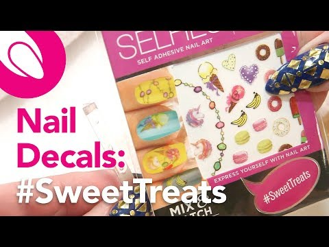 Fun Easy Designs With Cina S Selfies Sweettreats Collection Youtube