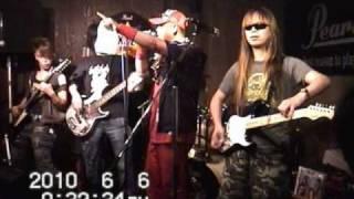 Dr.ゆきちか B.Ryoちゃん G.田川ヒロアキ Vo.TANNY.